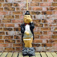 Comical Old Man Toilet Roll Holder 76cm Novelty Man Cave Bar Games Room Bathroom  | eBay