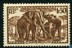Cameroon [CMR] - Elephants 1939