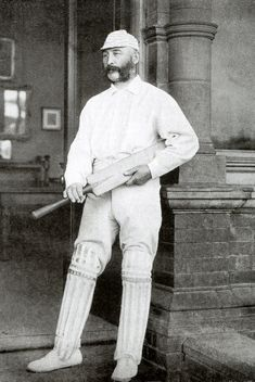 Legends of Cricket - Edward Grace