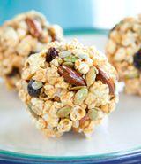 wild berry popcorn balls | edenfoods.com