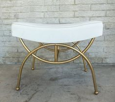 Elegant Vanity Stools and Benches