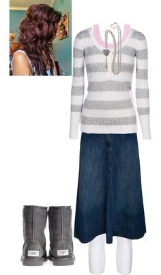 """""""Modest Outfit 106"""" by christianmodesty on Polyvore"""