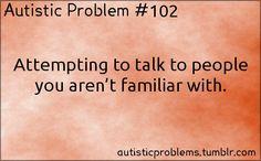 Autistic Problems : Photo