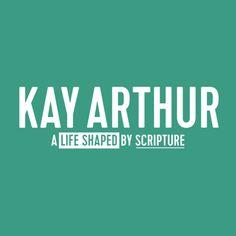 . Christian Women's Ministry, Kay Arthur, Inductive Bible Study, S Word, Christian Living, Spiritual Growth, Magazine, Inspirational, Life