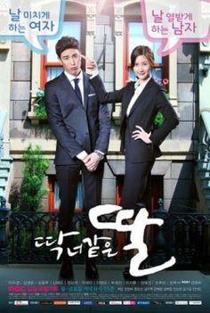 A Daughter Just Like You - 120 episodes (2015) *Lee Soo Kyung, *Kang Kyeong Jun, *Woo Hee Jin, *Jung Hye Seong, *Kim Hye Ok, *Jung Bo Suk, & *Park Hae Mi ( stars) AsianWiki