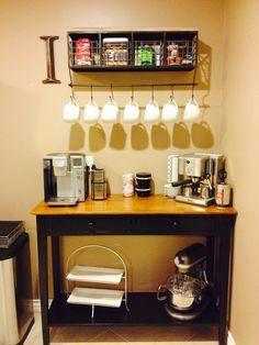 Coffee bar! :)