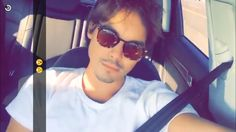 Tyler Blackburn on snapchat