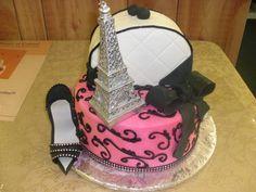 pinterest parisian cakes | paris cakes