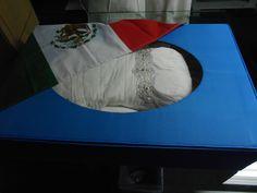Una Preservacion de Vestido de Novia muy Mexicana.