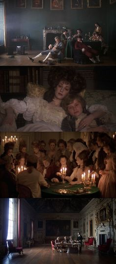 John Alcott Barry Lyndon, Cinematography