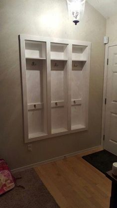 21 DIY Laundry Room Projects is part of Diy Laundry Room Projects Decorisme - The bathroom will just require a few tweaks to be able to be the new house for your washer and dryer It is no longer just the place for personal hygiene Laundry Room Storage, Closet Storage, Locker Storage, Storage Shelves, Hallway Storage, Laundry Rooms, Bathroom Storage, Kids Storage, Bathroom Kids