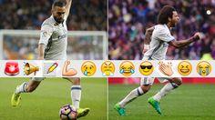 Real Madrid: Los mejores del equipo A son Carvajal y Marcelo | Marca.com http://www.marca.com/futbol/real-madrid/2017/04/29/5904aea5268e3e1c5c8b45f8.html