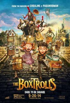Los Boxtrolls (2014) Estados Unidos. Dir.: Graham Annable, Anthony Stacchi - DVD ANIM 162