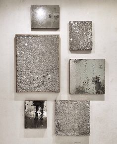 Silver wall art                                                                                                                                                      More