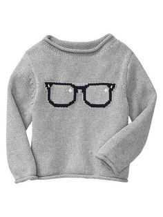 May is obsessed with nerdy glasses. I imagine pairing it with leggings, boots and a little knit vest or blazer jacket.