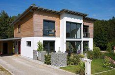 Rosskopf Holzhaus haus sandweg fertighaus holzhaus rosskopf modernes