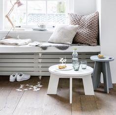 Een Tafel Waar Je Alle Kanten Mee Op Kunt #vtwonen #table