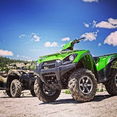The Kawasaki Brute Force 750: For work or play?