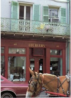 Lucullus New Orleans