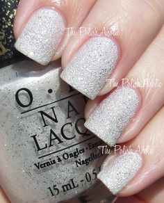 OPI - Solitaire  If I get married, this is the polish I'm going to wear. It's classy yet interesting.
