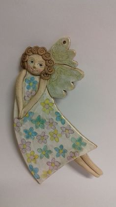 Best Free of Charge Sculpture Clay angel Popular There are several sorts of clay used for bronze sculpture, all of differing regarding handling in addition to Clay Angel, Ceramic Clay, Ceramic Pottery, Ceramic Pendant, Clay Projects, Clay Crafts, Pottery Angels, Wooden Angel, Polymer Clay Ornaments