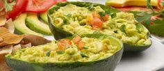 ¿Necesitas algo fresco para esta cuaresma? Nuestra receta de aguacates rellenos de verduras son la receta ideal para cualquier fecha,