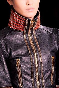 Alexander McQueen Details S/S '14