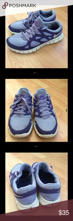 Nike free run 2 In good conditions   Checkout my listings for more awesome stuff!☺️ Nike Shoes Athletic Shoes