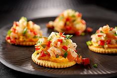 RITZ Asian Shrimp Toppers Recipe