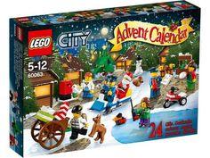 LEGO City Advent Kalender - 60063