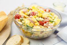 "15 tasty pasta salads ""I am so bored! Goulash, Fodmap, Mozzarella, Food Inspiration, Macaroni, Barbecue, Potato Salad, Salads, Food And Drink"