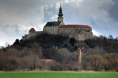This is second look on our local city castle with higher dynamic range capture Nitra Castle II: Before rain My Travel Map, 11th Century, Central Europe, Bratislava, Czech Republic, Cool Pictures, Places To Go, Explore, City