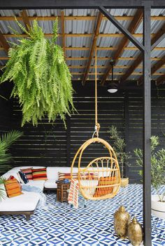 Hanging Chair - GoodHousekeeping.com