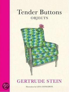 Dichtbundel Tender Buttons - Gertrude Stein