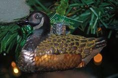 Old World Christmas Ornament - Mallard