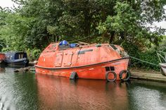 covered lifeboats - Google Search
