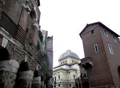 Altro presupposto era che il Tempio fosse grande e visibile da ogni punto panoramico della città. Grande, Street View, Rome