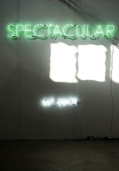 spectacular but empty - green neon Slytherin, Neon Light Signs, Neon Signs, Overwatch, Neon Words, All Of The Lights, Neon Lighting, Light Up, Signage