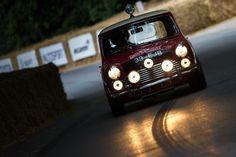 Austin Mini Cooper S Goodwood Festival of Speed by Scott Dennis on 500px
