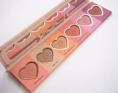 Too Faced Love Flush Palette