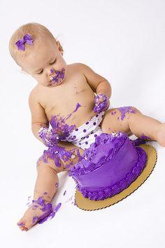 Her name is Violet! Purple Love, Purple Rain, Purple Lilac, All Things Purple, Shades Of Purple, Pink, Purple Stuff, Funny Kids, Cute Kids