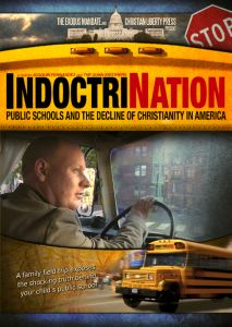 IndoctriNation - MUST SEE documentary!  And don't miss the e-book either!!!!  http://indoctrinationmovie.com/