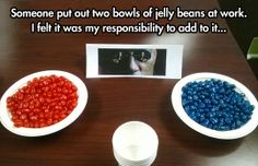 funny office candy - Dump A Day Funny Pictures With Captions, Funny Captions, Picture Captions, Funny Memes, Tv Memes, Funny Pics, Funny Quotes, Feeling Unloved, Flappy Bird