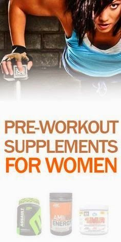 Pre-Workout Supplement For Women | FitInterest