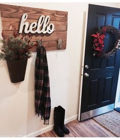 cute for the front door area
