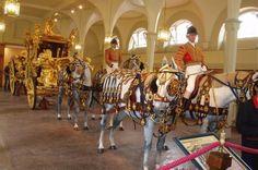 Guilded Carraige -- la carrosse doré