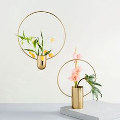 Shop brass ring vases from west elm. Find a wide selection of furniture and decor options that will suit your tastes, including a variety of brass ring vases. West Elm, Glass Shadow Box, Inspiration Design, Bedding Inspiration, Metal Planters, Terrarium, Home Furnishings, Home Accessories, Flower Arrangements