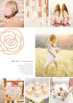 How beautiful! #Minted #2013 Wedding Trends Peonies Wedding Inspiration