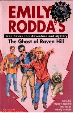Teen Power #1 - The Ghost of Raven Hill by Emily Rodda - Paperback  - S/Hand