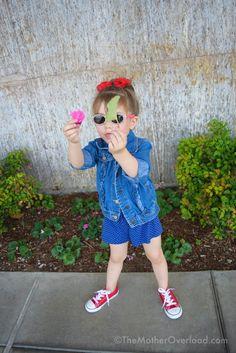 Ways to style #Converse #Chucks #All-Stars #ChuckTaylors #ToddlerFashion #Fashion #MommyFashion #RackRoomShoes
